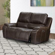 View Product - POTTER - WALNUT Power Loveseat