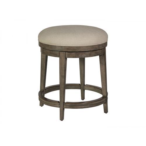 Lexington Furniture - Cecile Backless Swivel Counter Stool