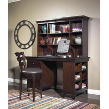 Artisan Dark Office Storage Cabinet