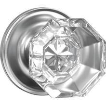 See Details - 925-0 in Crystal & Satin Nickel