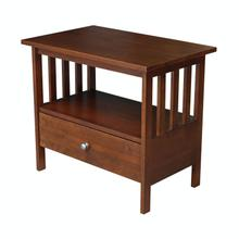 See Details - Mission TV Stand in Espresso