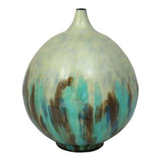 Azurite Vase Small