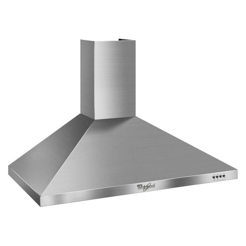 Gold® 36-inch Vented 300-CFM Wall-Mount Canopy Hood Stainless Steel
