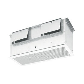 Broan® LOSONE SELECT Ventilation Fan; 1791 CFM Straight Through, 9.4 Sones; 1898 CFM Right Angle