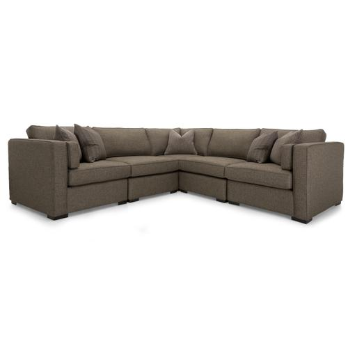 7764 Armless Chair