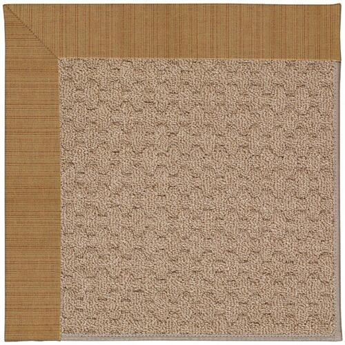 "Creative Concepts-Grassy Mtn. Dupione Caramel - Rectangle - 24"" x 36"""
