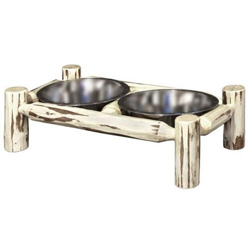 Montana Woodworks - Montana Collection Large Pet Feeder