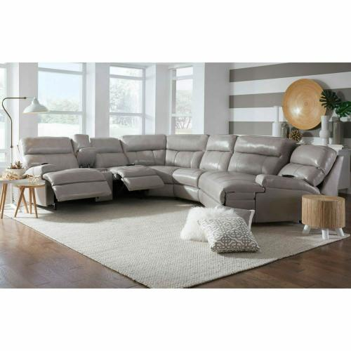 774 Triton Leather Sectional