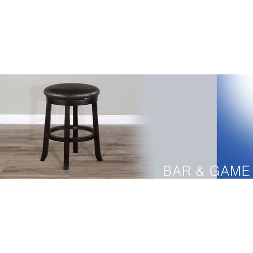 "24""H Swivel Stool"
