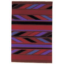 Woven Spirits-Navajo Andante Flat Woven Rugs