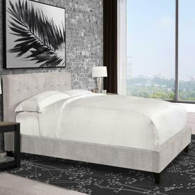 JODY - PORCELAIN King Bed 6/6 (Natural)