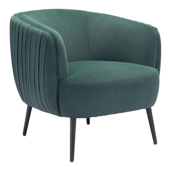 See Details - Karan Accent Chair Green