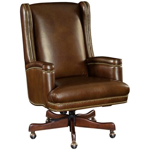 Hooker Furniture - Wilmer Executive Swivel Tilt Chair