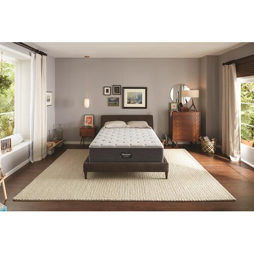 Beautyrest Silver - BRS900-RS - Medium Firm - Cal King