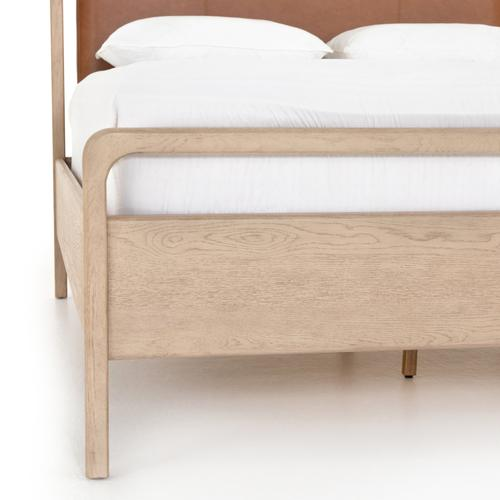 King Size Rosedale Bed