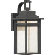 See Details - Beacon Outdoor Lantern in Stone Black
