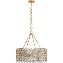 AERIN Lesina 16 Light 31 inch Gild Chandelier Ceiling Light