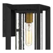 View Product - Infinger Outdoor Lantern in Earth Black