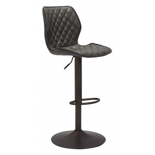 See Details - Seth Bar Chair Vintage Gray