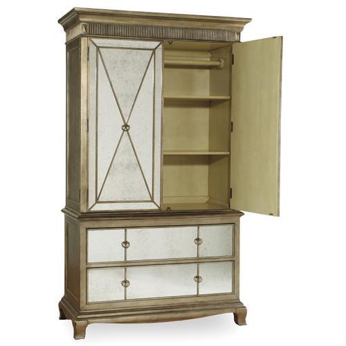 Hooker Furniture - Sanctuary Armoire - Visage