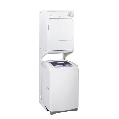 GE Spacemaker 120V 3.6CF White Capacity Portable Electric Dryer