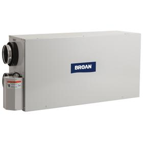 Broan® Advanced Series High Efficiency Heat Recovery Ventilator, 104 CFM at 0.4 in. w.g.
