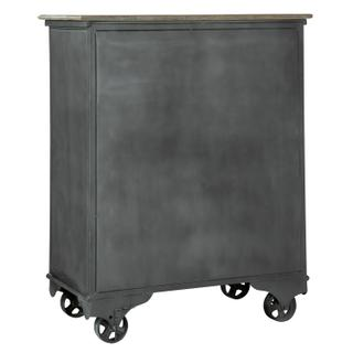 695-210 Bev Chest Wine & Bar Console
