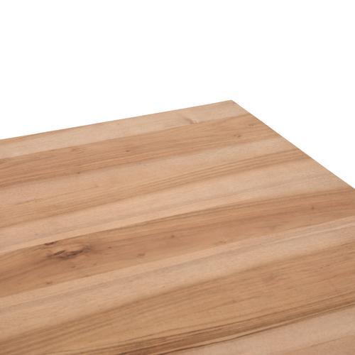 Hanley Coffee Table-bleached Walnut