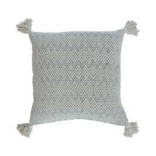 Milo Pillow Cover Grey