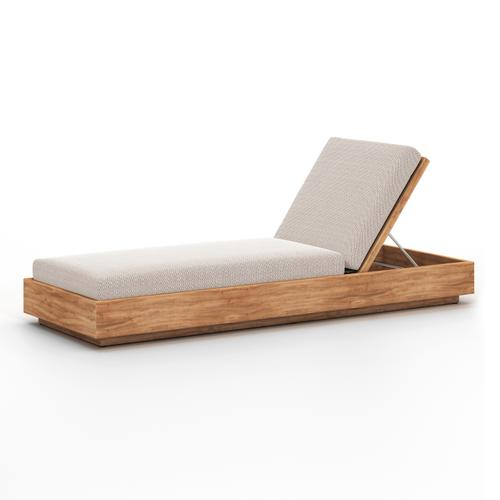 Faye Sand Cover Kinta Outdoor Chaise