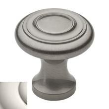 Polished Nickel Dominion Knob