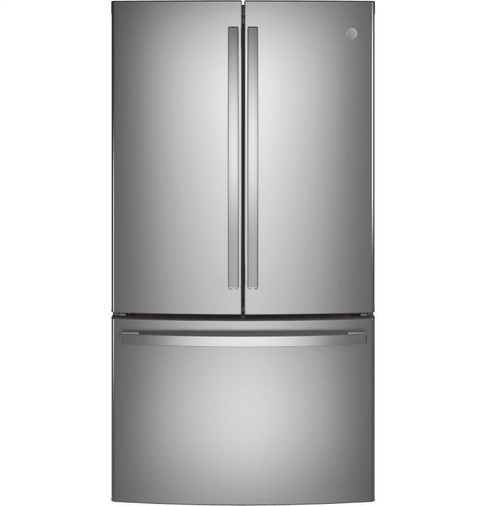 GEEnergy Star® 28.7 Cu. Ft. Fingerprint Resistant French-Door Refrigerator