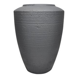 Luxor Vase Black