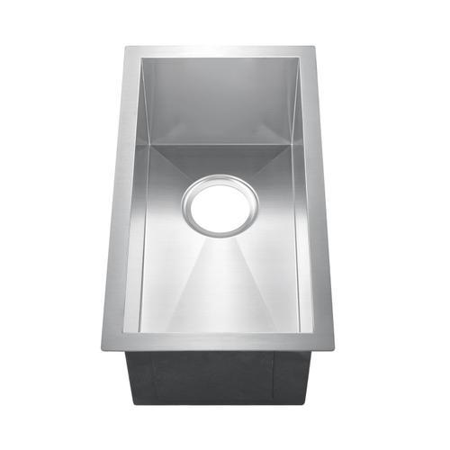 "11"" Ophelia Stainless Steel Prep Sink"