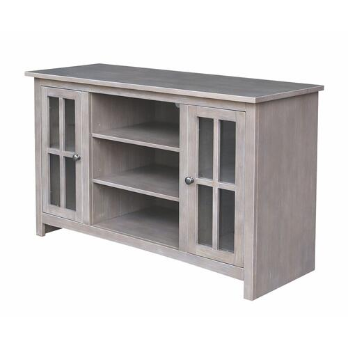 48'' TV Stand in taupe Gray
