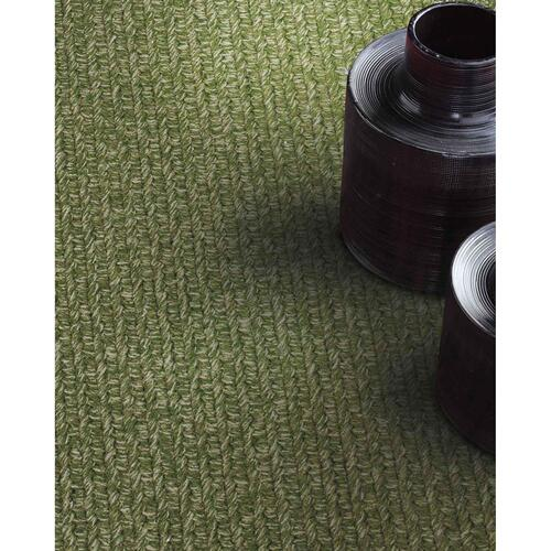 "Heathered Sage Green - Oval - 8"" x 28"""