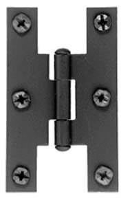 """3"""" H Hinge Flush Product Image"""
