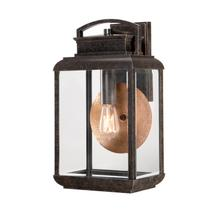 View Product - Byron Outdoor Lantern in Imperial Bronze