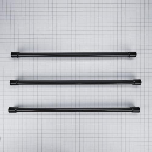 French Door Refrigerator Handle Kit, Black