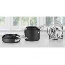 Cuisinart® Smartnest Hard Anodized Non-Stick 11 Piece Set