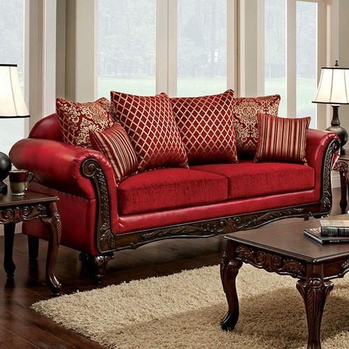 Furniture of America - Marcus Sofa
