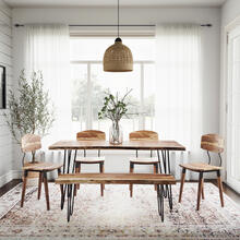 Nature's Edge Dining Table
