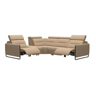 See Details - Stressless® Emily Steel C12, PcenterCDP