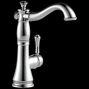Chrome Single Handle Bar / Prep Faucet Product Image