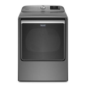 MaytagSmart Capable Top Load Gas Dryer with Extra Power Button - 8.8 cu. ft.