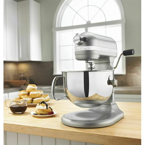 Gallery - Professional 600™ Series 6 Quart Bowl-Lift Stand Mixer - Nickel Pearl