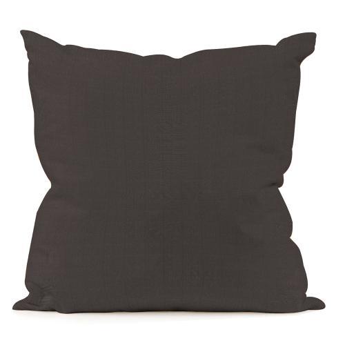 "20"" x 20"" Pillow Seascape Charcoal"