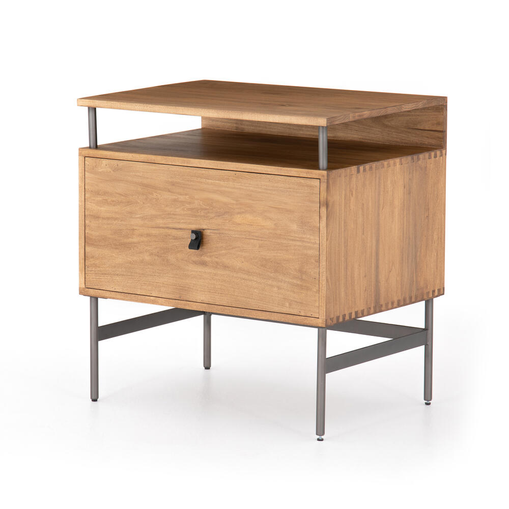 Joaquin Modular Filing Cabinet-honey
