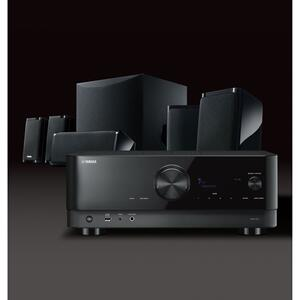 Yamaha5.1-Channel Home Theater System with 8K HDMI and MusicCast