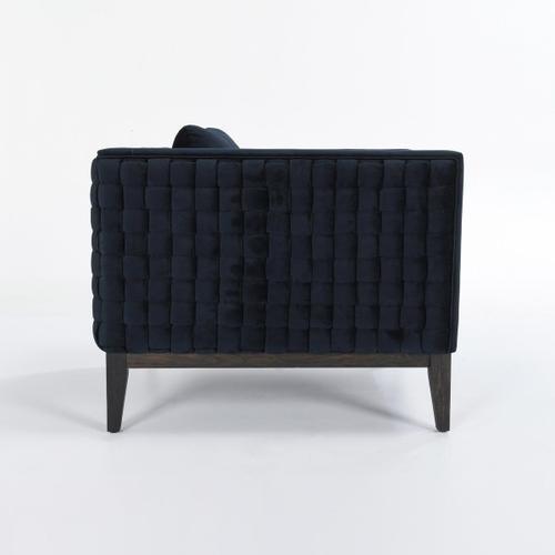 Classic Home - Reinhardt Club Chair Midnight Blue